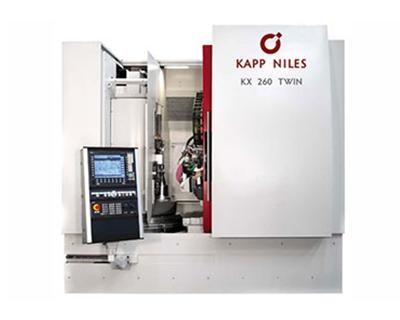 KAPP KX 160 TWIN | KX 260 TWIN 磨齿中心