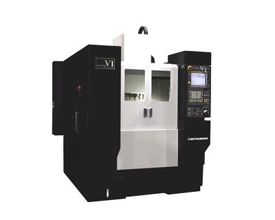 小型精密加工机μV1